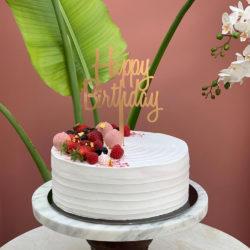TIER RED VELVET CAKE