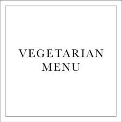 vegetarian-menu